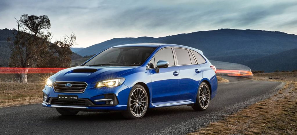 2018 Subaru Levorg price and features – range expands with