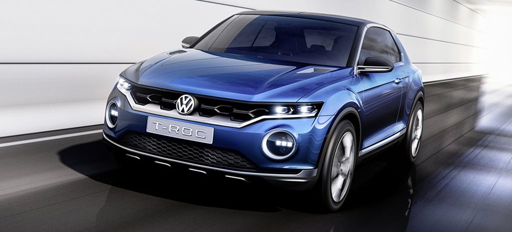 2018 Volkswagen T-Roc design teased ahead of launch