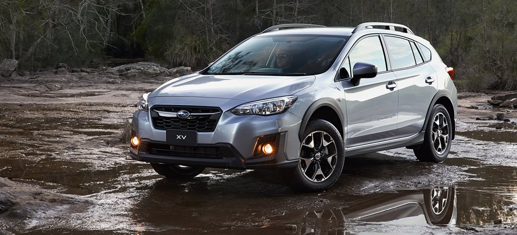 2017 Subaru XV 2.0i quick review