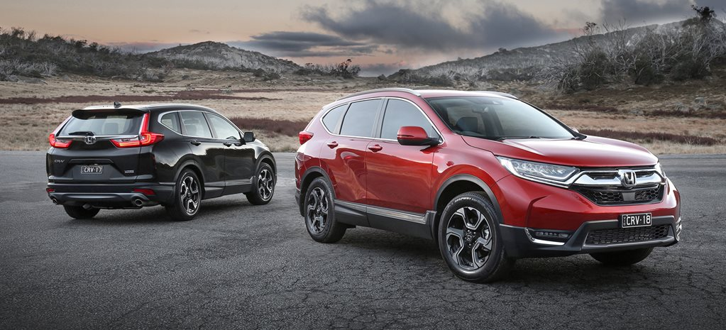 2018 Honda CR-V: Which spec is best?