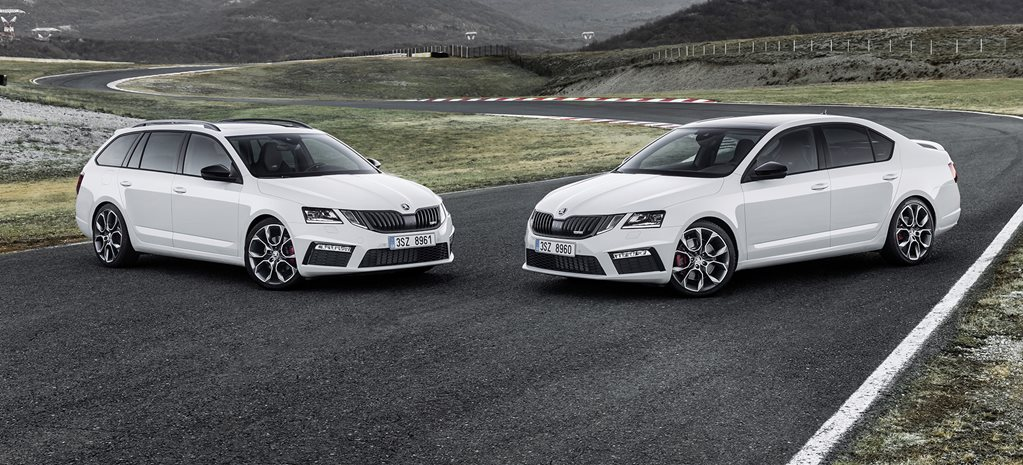 2018 Skoda Octavia RS pricing and features