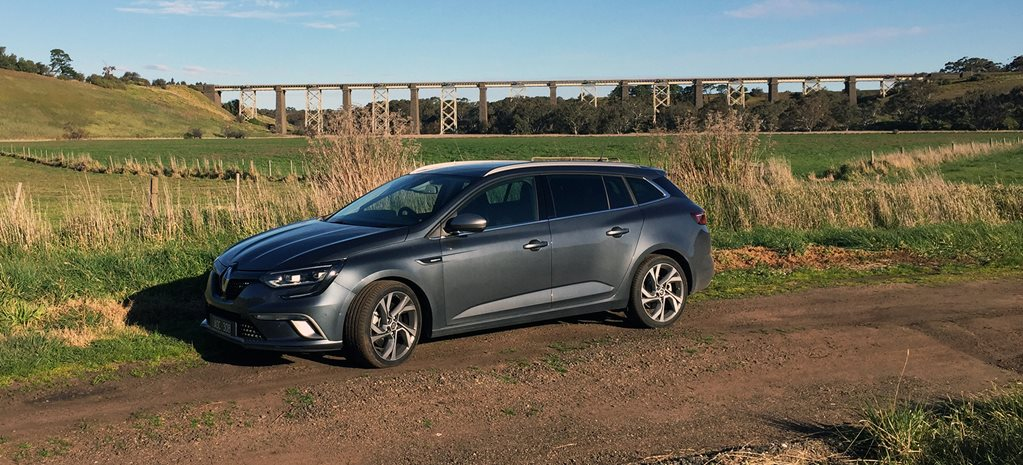 2017 Renault Megane GT wagon quick review