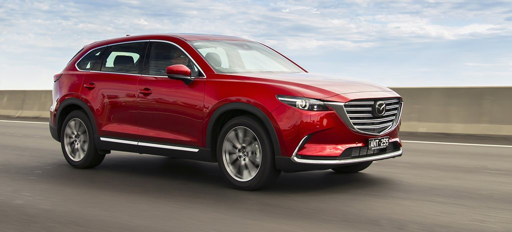 2018 mazda cx 9 pricing and features. Black Bedroom Furniture Sets. Home Design Ideas