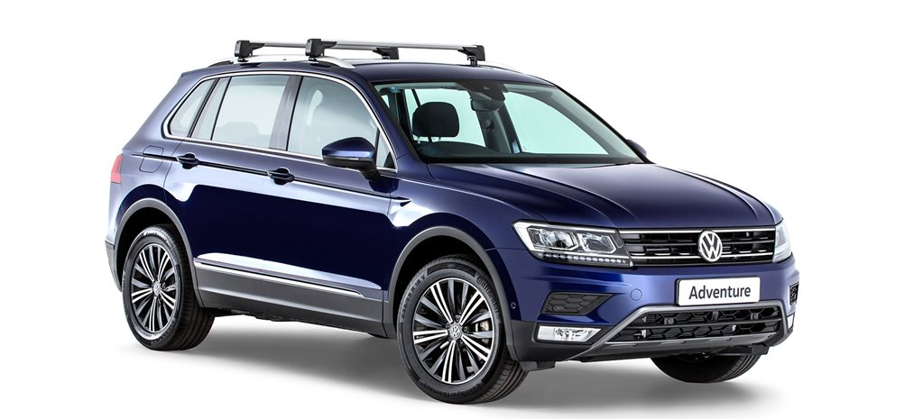 2017 Volkswagen Tiguan Adventure revealed