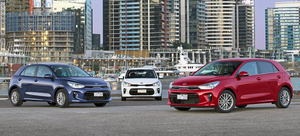 2017 Kia Rio: Which spec is best?