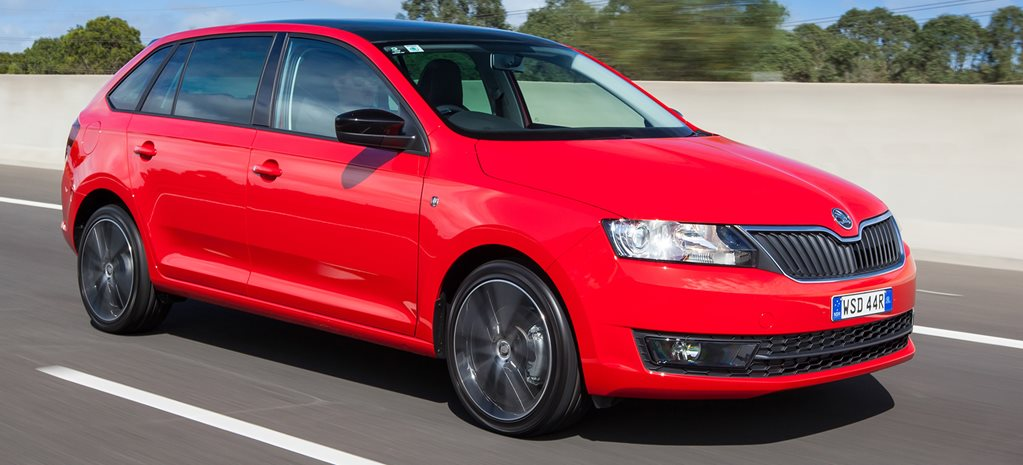 Skoda Updates the Rapid; cuts range to one model