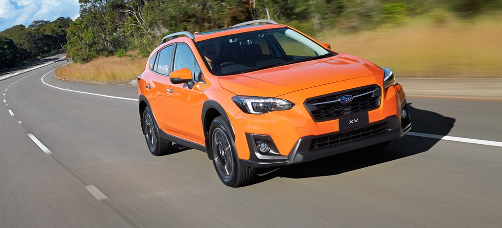 2017 Subaru XV 2.0i-S quick review