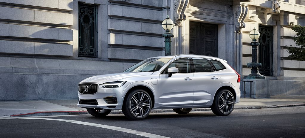 2018 Volvo XC60 pricing and features