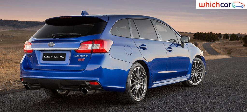 Subaru Levorg Review, Price & Features
