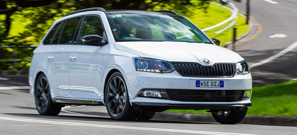 2018 skoda fabia gains new engines. Black Bedroom Furniture Sets. Home Design Ideas