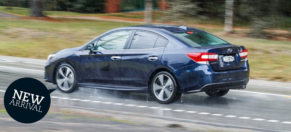2017 Subaru Impreza 2.0I-S long-term car review