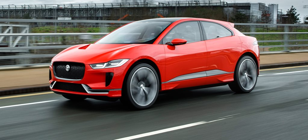 Jaguar Land Rover to have all-electrified range from 2020
