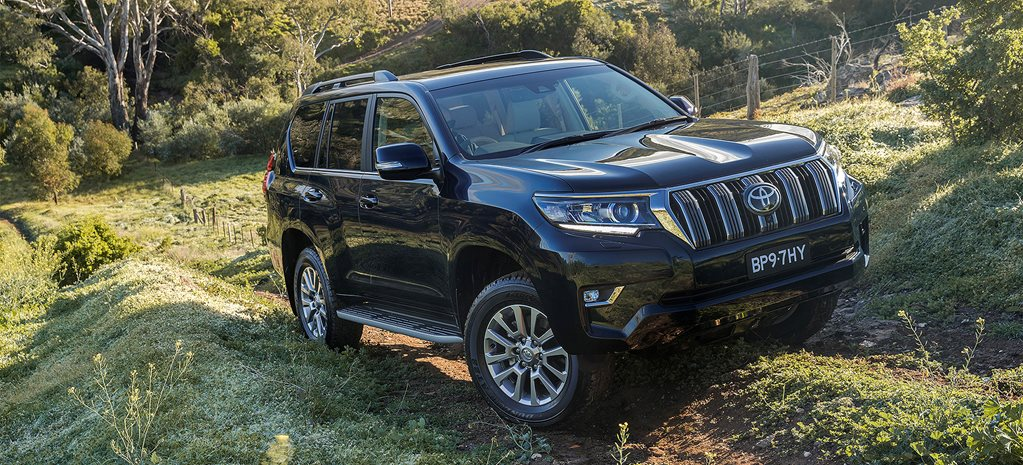 2018 Toyota LandCruiser Prado revealed