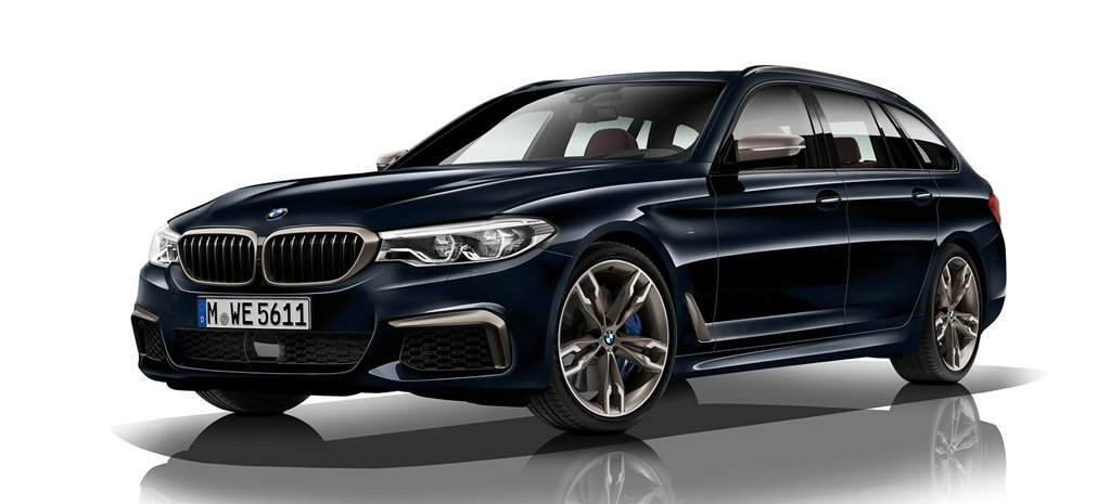 BMW announces powerful 5- and 6-Series AWD variants
