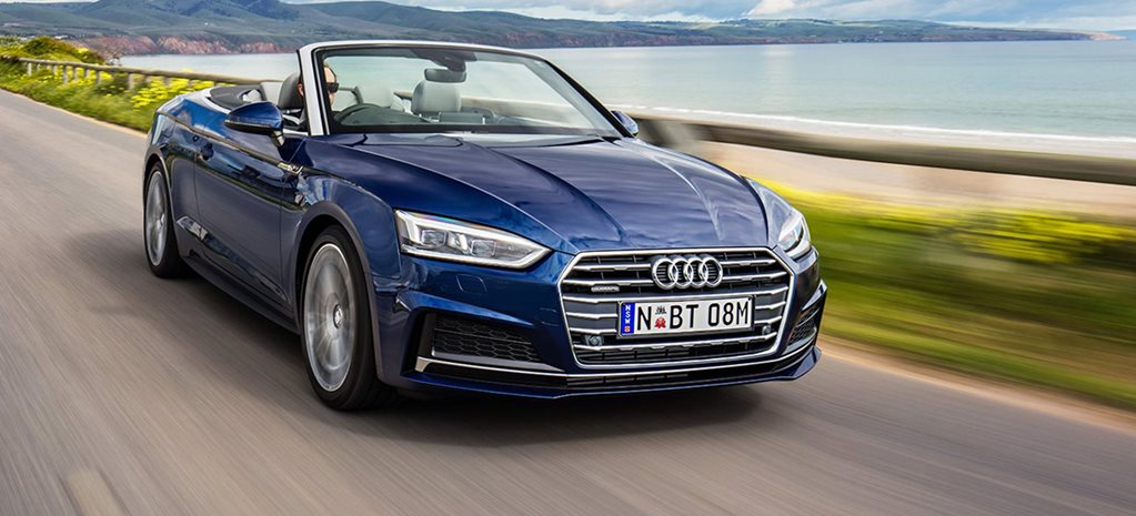2017 Audi A5 2.0T quattro Quick Review
