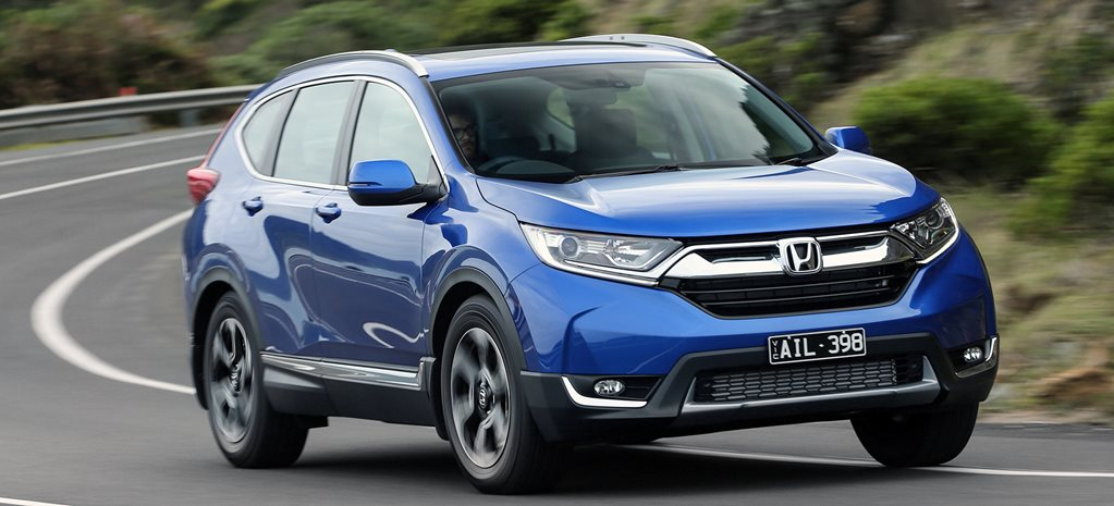2017 Honda CR-V VTIi-L7 quick review