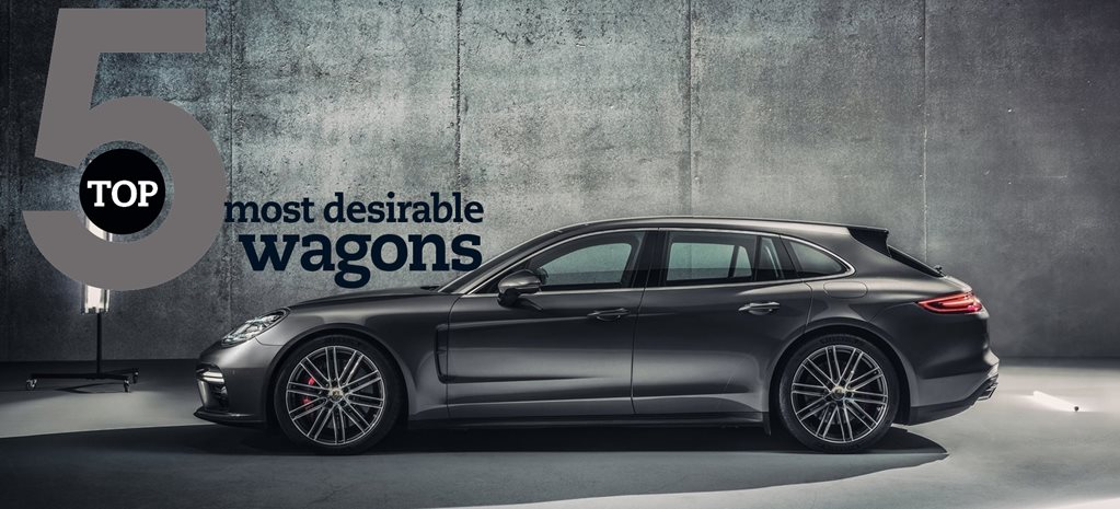 Top 5 most desirable wagons