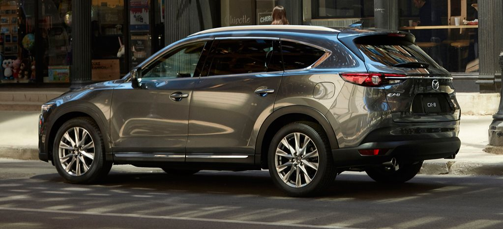 Mazda CX-8 on sale in Japan, but what about Australia?