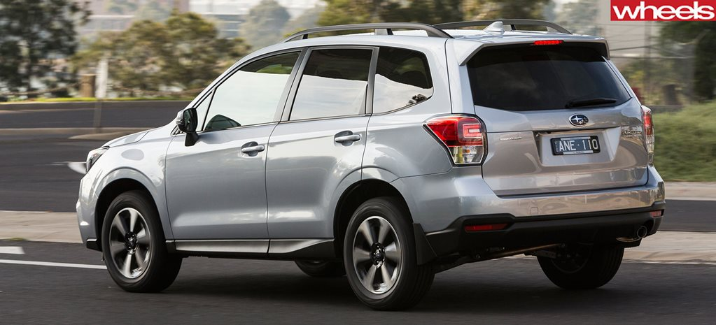 Subaru Forester 2018 Review Price Specifications Whichcar