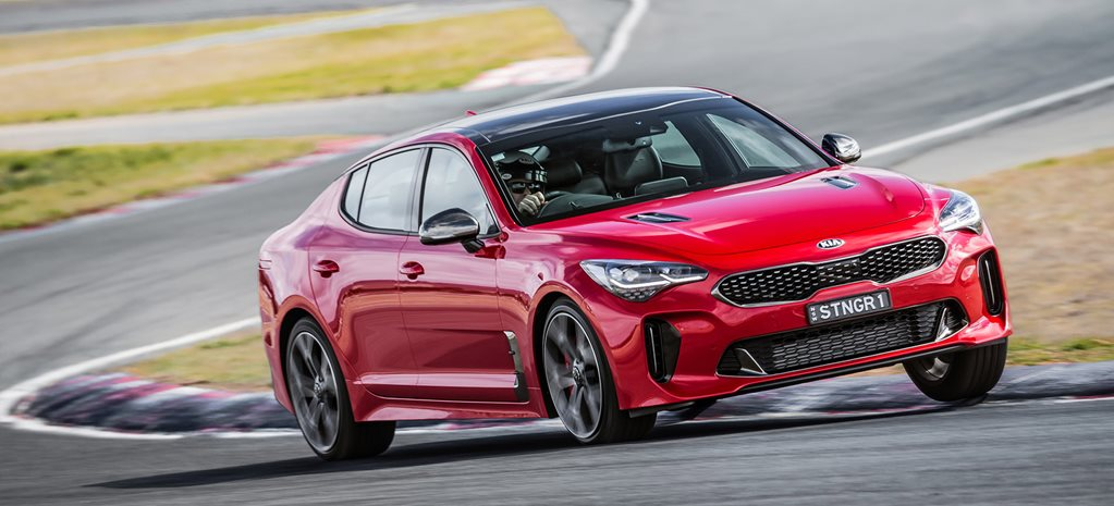 2017 Kia Stinger GT quick review