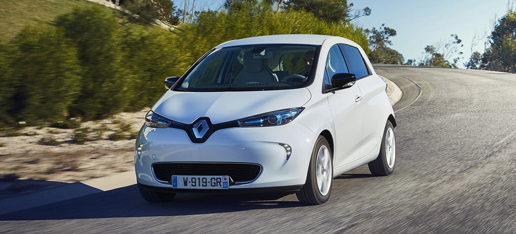 2018 Renault Zoe Intens quick review