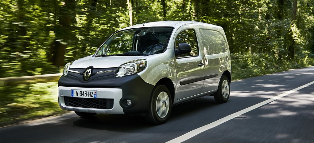 2018 renault kangoo maxi ze quick review. Black Bedroom Furniture Sets. Home Design Ideas
