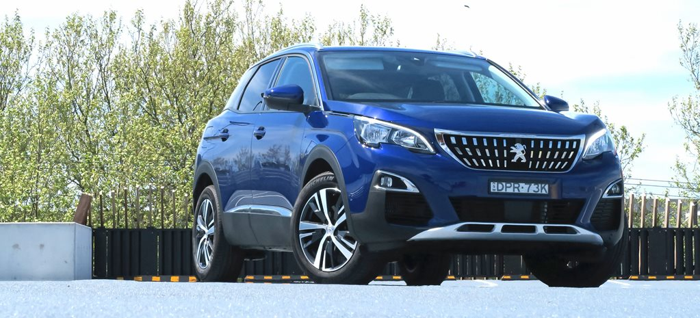 2017 Peugeot 3008 Allure quick review