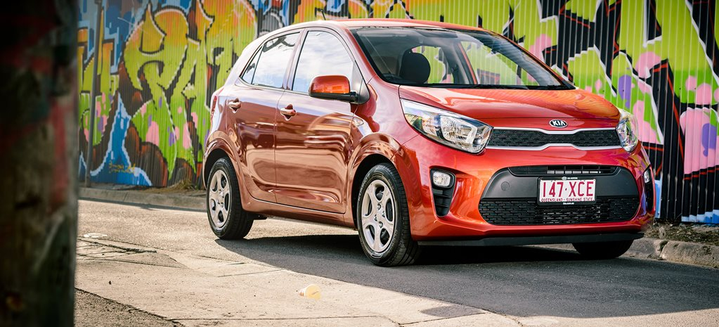 2017 Kia Picanto S long-term review, part one