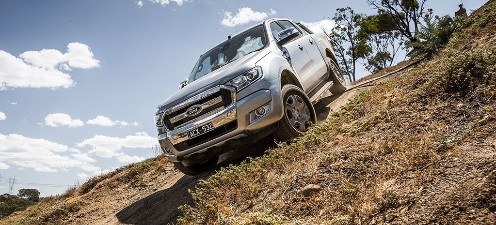 Top 5 best-selling utes of September 2017