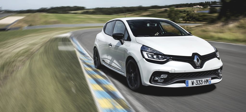 Renault Clio RS Trophy driveaway price and features