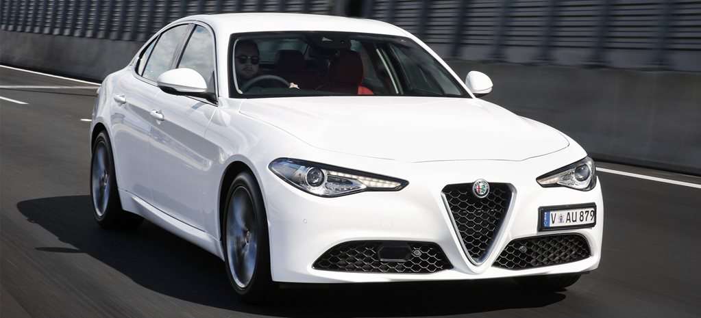 Alfa Romeo Giulia quick review
