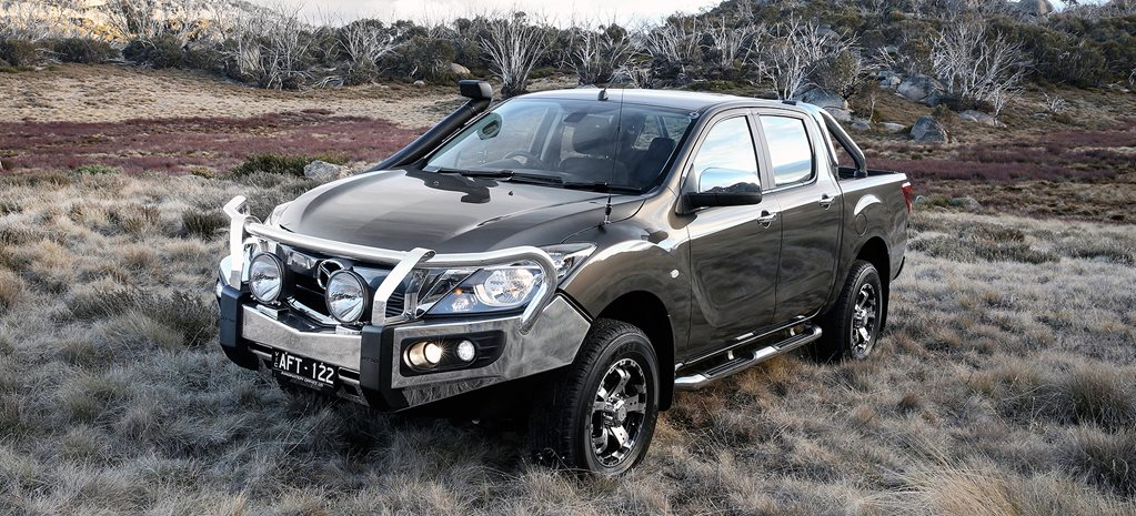 2017 Mazda BT-50 XTR Dual Cab Pickup quick review