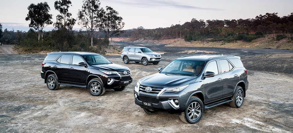 2017 Toyota Fortuner pricing slashed