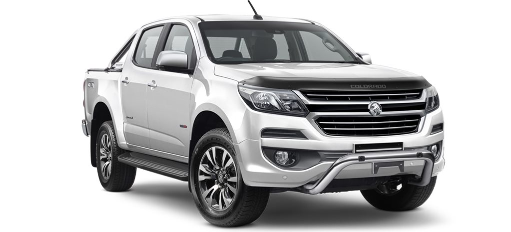 Holden reveals limited edition Colorado Storm