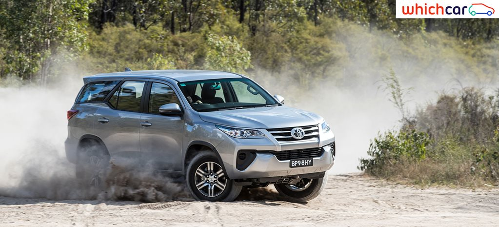 2020 Toyota Fortuner Range Review