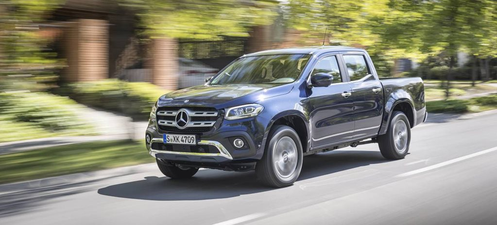 2018 Mercedes-Benz X-Class pricing revealed