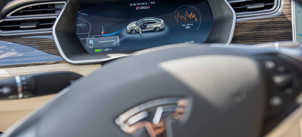 Chill out: Tesla adds eco mode as part of software update
