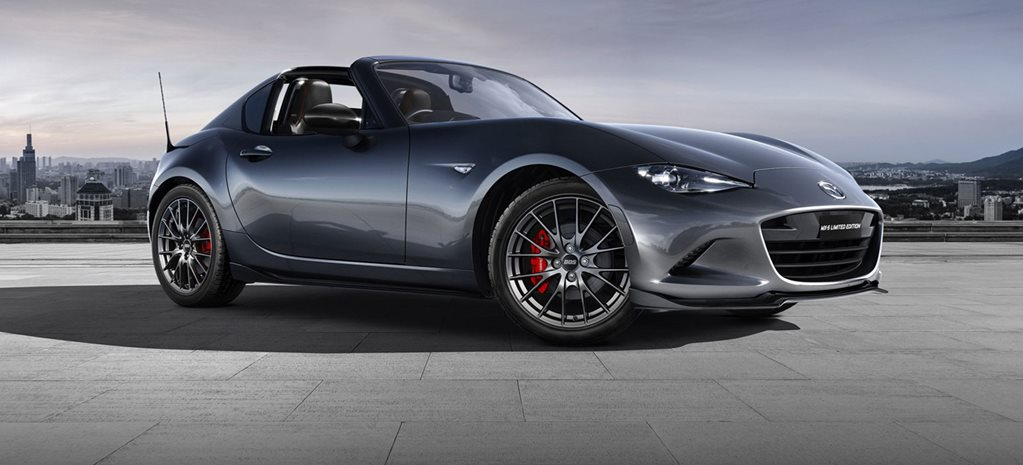 Mazda MX-5 RF Limited Edition order book opens
