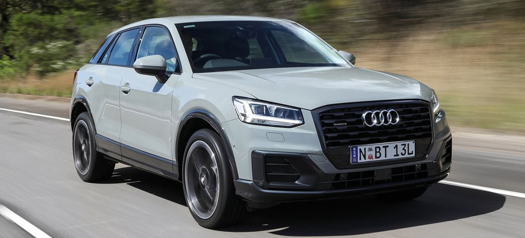 2017 Audi Q2 2.0 TSFI quattro Sport quick review