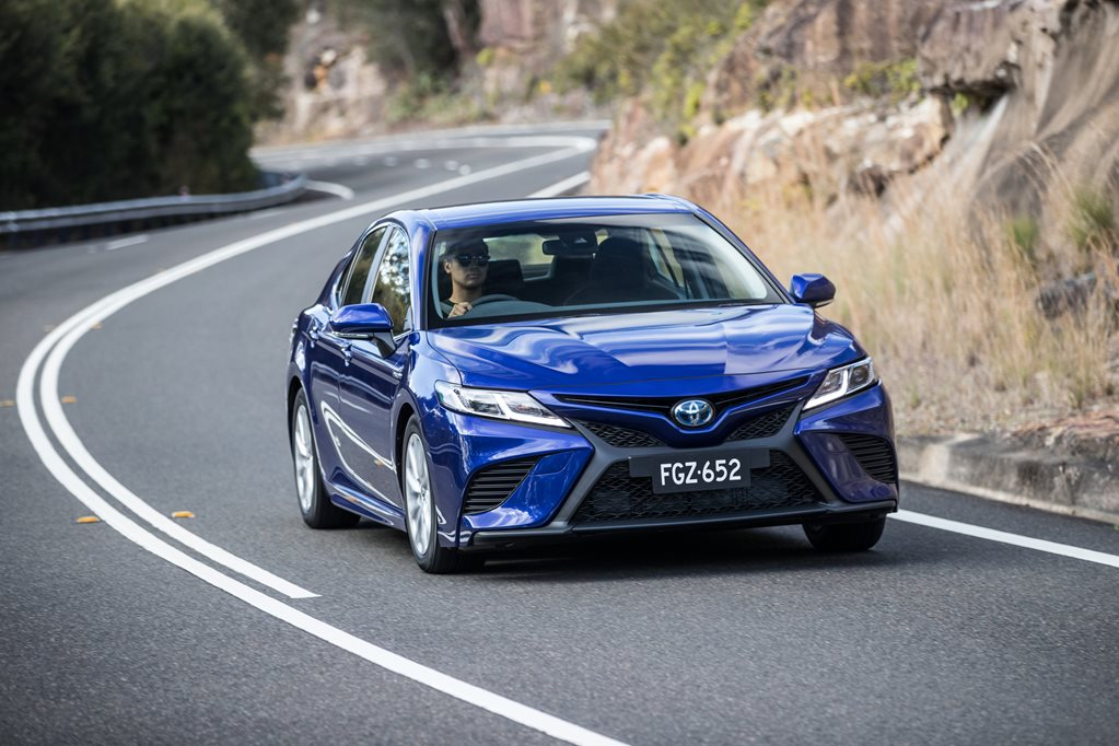 How the 2018 Toyota Camry excels over its Aussie predecessor
