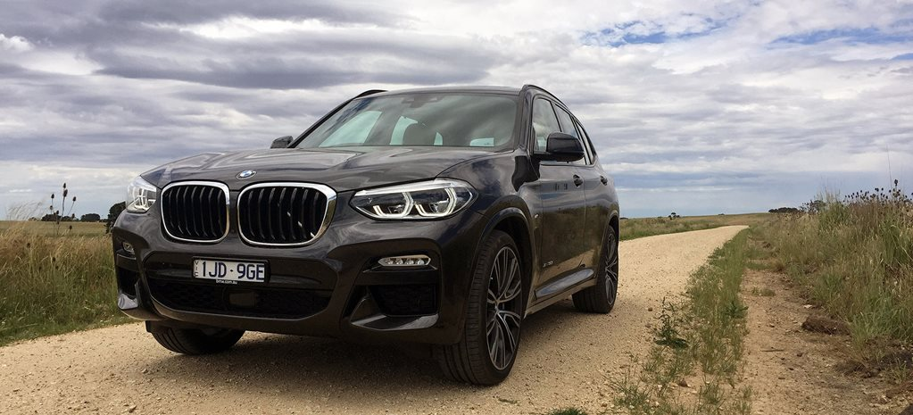 2018 bmw x3 xdrive 30i quick review. Black Bedroom Furniture Sets. Home Design Ideas