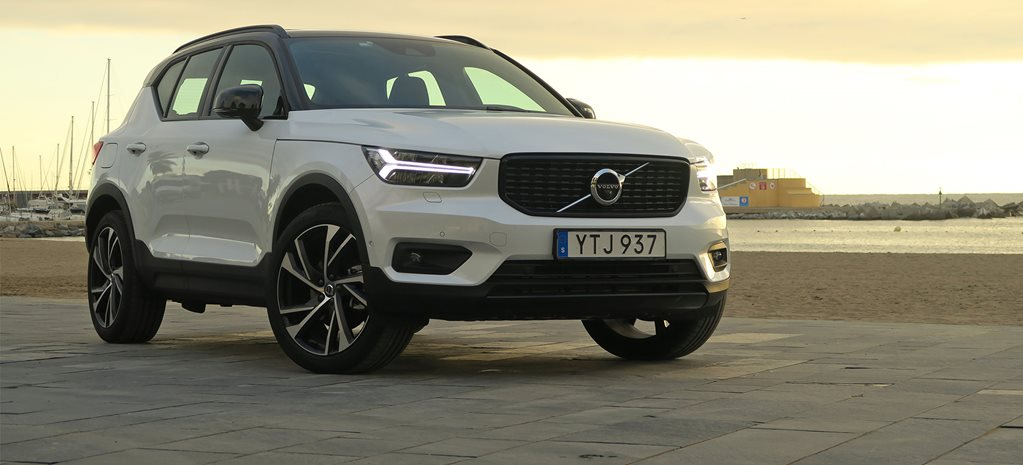 Volvo XC40 quick review