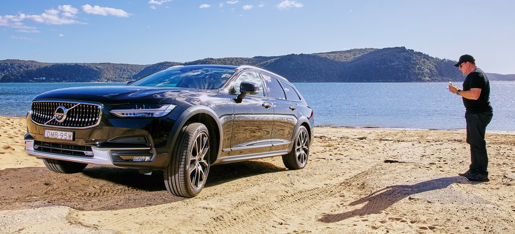 2017 Volvo V90 Cross Country long-term review part four
