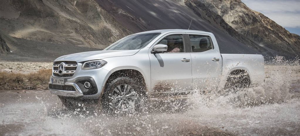 Mercedes-Benz X-Class won't eat into high-end Ranger sales, says Ford