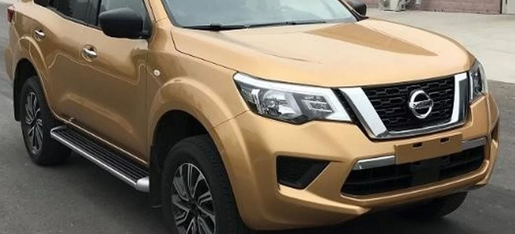 2018 Nissan Terra outed as Navara-based wagon