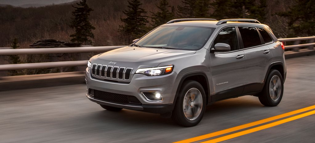 2018 Detroit Motor Show: 2018 Jeep Cherokee facelift revealed