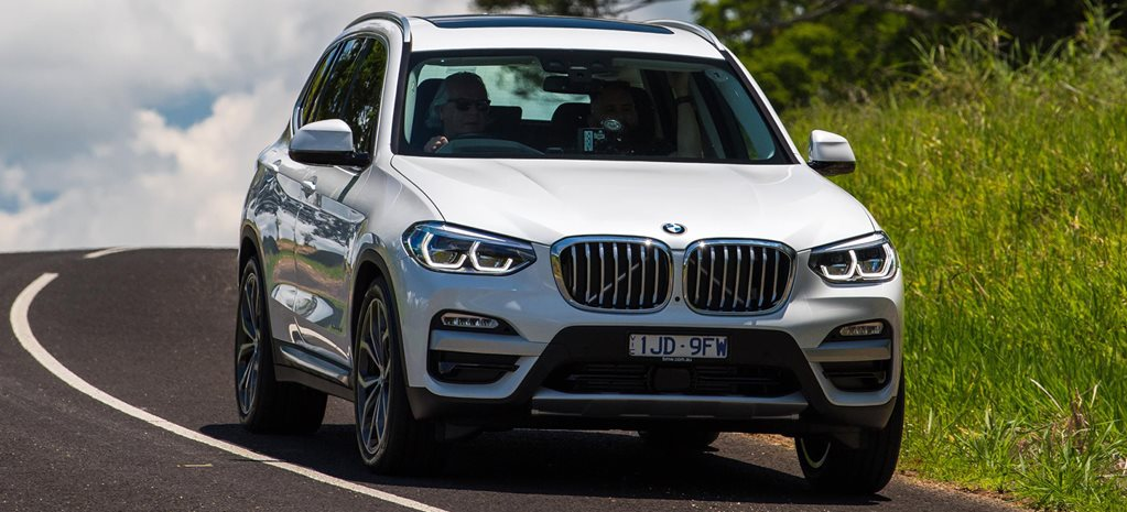 2018 BMW X3 xDrive30d Quick Review