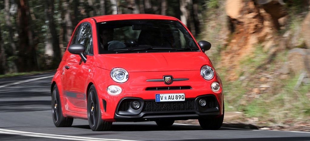 2018 Abarth 595 Competizione quick review