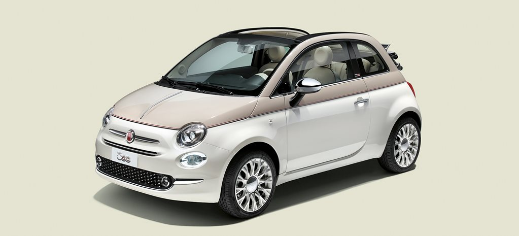 2018 Fiat 500C 60th Anniversary edition lands in Australia