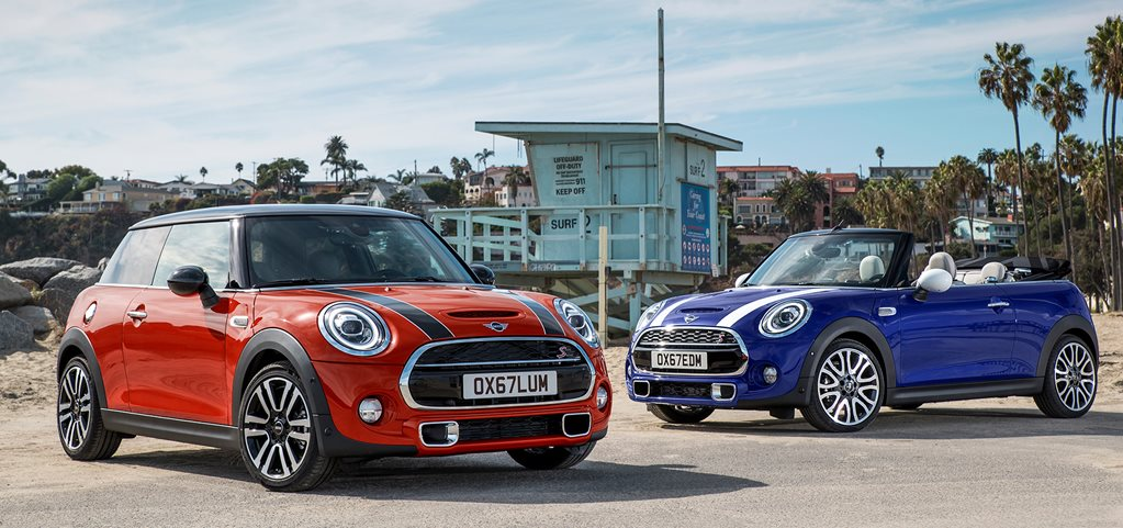 2018 Mini facelift revealed
